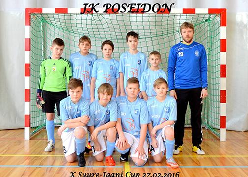 Meie 2004 jalgpalli rühm.